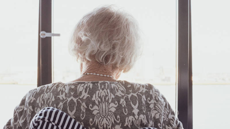 Covid-19 Restrictions Create Isolation For Pensioners