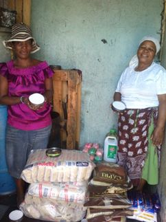 Helping Local Women