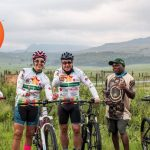 Riding For Pensioners In Zimbabwe